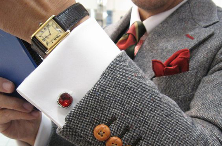 小细节大趣味 15款可爱袖扣散发不一样的男士魅力