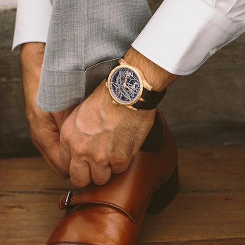 OL Club|怎么证明你是爱手表的人
