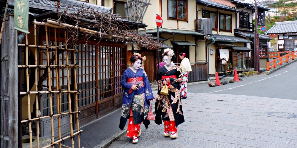 游记|在京都穿和服是怎么样的体验