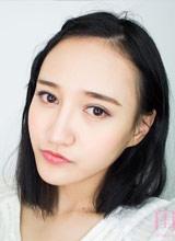 海豚m--日系混血妆容