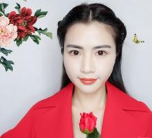 绝美中国风妆容