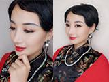诠释优雅,做旗袍女人